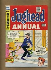 Archie's Pal Jughead Annual #8 (GVG) 1960 Betty Veronica Riverdale (c#14060)