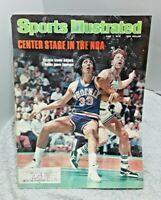Sports Illustrated June 7 1976 Alvan Adams Suns Dave Cowens Celtics