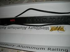 Apc Ap7540 Basic Rack Power Distribution Unit 3300Va Zero-U 208V (20)C13 C19