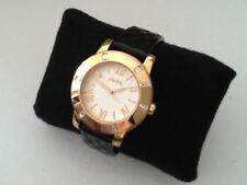 Pre-owned: Folli Follie Ladies Donatella Watch. WF14B001SP. Gold. White dial.