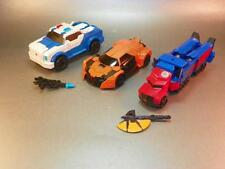 TRANSFORMERS 2015 Robots In Disguise RID Warrior Class PRIME DRIFT STRONGARM Lot