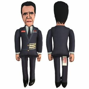 Republican Dogs Andrew Cuomo Novelty Dog Chew Toy Parody Doll