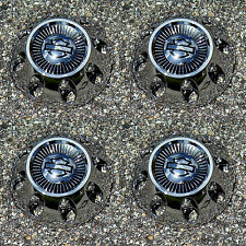 New Set of 4 08-10 Ford F250 350SD OEM Harley Davidson Center Caps 8C34-1A096-AA