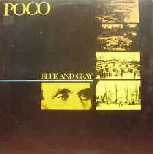 POCO-BLUE AND DRAY LP VINILO 1981 SPAIN EX-EX