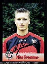 Nico Frommer SSV Reutlingen 2000-01 TOP AK +A 56703