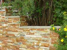 Naturstein Mauerverblender, Mauerverkleidung, Echtstein, Mediteran