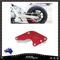 2 X RED CHAIN GUARD GUIDE HONDA CRF50  XR50 SDG SSR 70/110/125cc DIRT/PIT BIKE