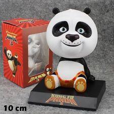 Kung Fu Panda 3 Po Car Dashboard Bobble Head Nodder Wacky Wobbler Action Figure