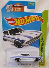 1969 Chevelle SS 396 1/64 Die-cast Model From Muscle Mania by Hot Wheels