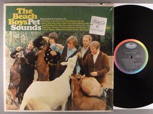 Beach Boys, The  Pet Sounds    Mono   Shrink Wrap   Pop Psych