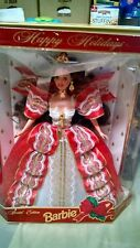 Barbie. 1997 10th Anniversary ( red and white).