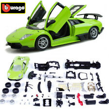 Bburago 1:24 Lamborghini Murcielage LP670-4 SV Metal Assembly KIT Model Car