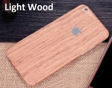 Textured Wood Skin Wrap Sticker Decal Case Vinyl Cover All iPhone
