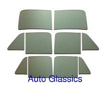 1942 Chrysler Brougham 2 Door Sedan Flat Auto Glass Kit NEW Restoration Windows