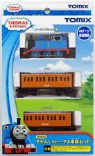 Tomix 93810 Thomas Tank Engine + Friends Thomas 3 Cars Set (N scale)