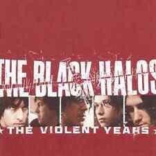 LP THE BLACK HALOS THE VIOLENT YEARS VINILO ROJO PUNK ROCK ALTERNATIVE VINYL