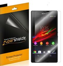 6X Supershieldz HD Clear Screen Protector Guard Cover Shield For Sony Xperia Z