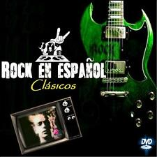 "Dj Video Mix ROCK EN ESPANOL -Los Clasicos- ""MANA/SODA/HEROES/ENANITOS"" + Cd Mix"