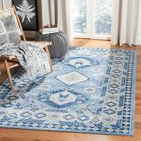 Safavieh Kazak Erzsi Diamond Medallion Rug