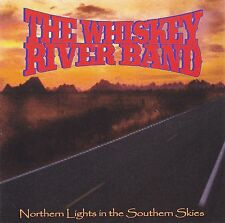 CD whiskey river bande Northern Lights in the southern skies/us-southern rock