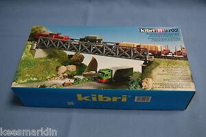 KIBRI 9702 Straight Steel Girder Bridge