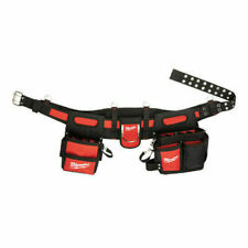 Milwaukee 48-22-8110 Electricians Work Belt - Red