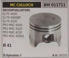247257 PISTONE COMPLETO DECESPUGLIATORE McCULLOCH ELITE PROMAC 4000 4100 Ø41