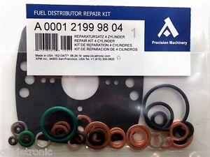 0438100144 Repair (Rebuild) kit for Bosch Fuel Distributor Lotus Esprit Turbo