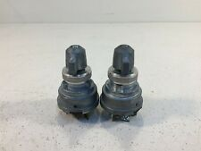 (2) Cole Hersee 956-3124 Ignition Switch - Barely Used - Lot of 2