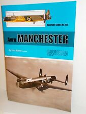 Warpaint Series No.103 - Avro Manchester                     36 Pages       Book