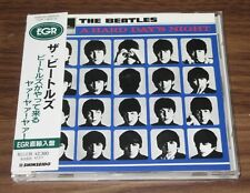 With official JAPAN ONLY obi! The Beatles US issue CD for Japan market HARD DAY