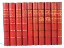 Bel Exemplaire Seconde Edition de Paris VICTOR HUGO LES MISERABLES Pagnerre 1862