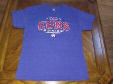 Chicago Cubs, Large Blue, MLB  Licensed,  T-Shirt