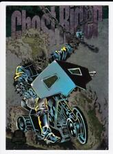 Marvel Universe 1994 Power Blast Chase Card, Ghost Rider, 3 of 9