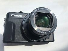 Canon - PowerShot G7 X Mark II 20.1 MP Digital Camera - sony vlogging g7x