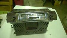 1946 47 48 Lincoln Radio