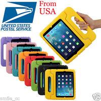 Kids Proof Safe Foam Shock Proof Handle Case Cover For iPad 2 3 4/ iPad Mini US