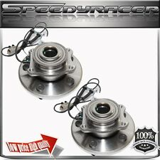 TWO 2004 2005 2006 CHRYSLER PACIFICA FRONT WHEEL HUB BEARING ASSEMBLY