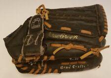 "MacGregor M600 11"" Black Baseball GLOVE T-ball RHT 95690"