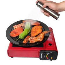 100ml Oil Sprayer Stainless Steel Dispenser Bottle Kitchen Gadget Cook BBQ Spray