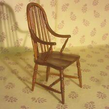 1/12  Dolls House Furniture  Windsor Chair    DHDJ09022WN