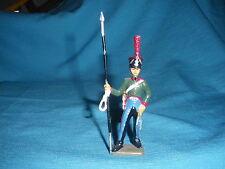546A Starlux Atlas Figura Plomo Empire Soldado Iluminación 1/32 Napoleón