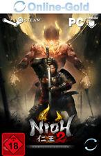 Nioh 2 ? The Complete Edition - Steam Digital Code - PC Game Key [RPG] [DE/EU]