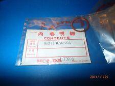 Honda OEM Front Fork Washer 1986 CR125 1996-2004 XR250 90544-KS6-004
