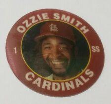 1992 Score Seven-Eleven Slurpee Coins Ozzie Smith #14 - 7-11 - Free Comb'd Ship!