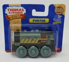 NEW Thomas & Friends Wooden Railway Porter Train (discontinued)
