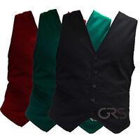 Waiters Hospitality Waist Coats for Bar Staff Fancy dress Halloween costumes