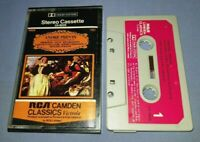 ANDRE PREVIN & THE LONDON SYMPHONY ORCHESTRA classical music cassette T7449