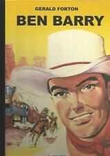 Gérald Forton – Les aventures de Ben Barry - éditions Pan Pan - Tirage de tête