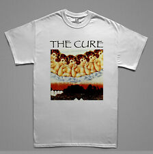 Camiseta the Cure Japanese Whispers - T-Shirt Tee Maglietta Retro Gotic